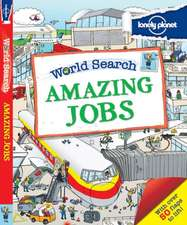 Lonely Planet: World Search - Amazing Jobs
