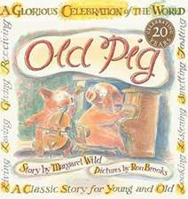 Wild, M: Old Pig