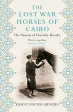 Lost War Horses of Cairo