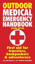 Outdoor Medical Emergency Handbook