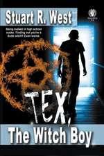 Tex, the Witch Boy:  19