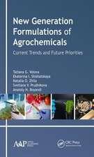 NEW GENERATION FORMULATIONS OF AGRO