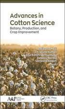 Advances in Cotton Science