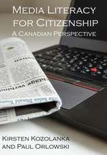 Media Literacy for Citizenship