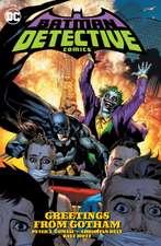 Batman: Detective Comics Volume 3: