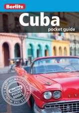 Berlitz: Cuba Pocket Guide