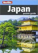 Berlitz Pocket Guide Japan (Travel Guide)