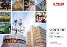 Berlitz Picture Dictionary German