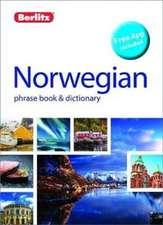 Berlitz Phrase Book & Dictionary Norwegian