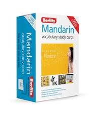 Berlitz Vocabulary Study Cards Mandarin (Language Flash Cards)