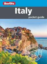 Berlitz Pocket Guide Italy (Travel Guide)