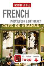 Insight Guides Phrasebooks: French