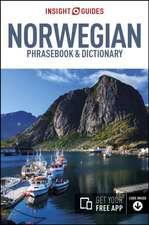Insight Guides Phrasebooks: Norwegian