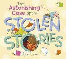 The Astonishing Case of the Stolen Stories:  Pocket Guide