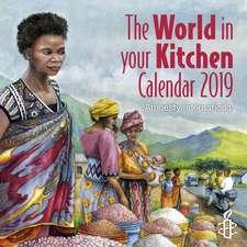2019 Amnesty: The World In Your Kitchen Calendar