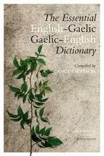 Essential Gaelic-English / English-Gaelic Dictionary