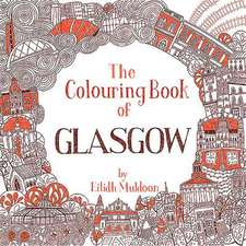 Colouring Book of Glasgow