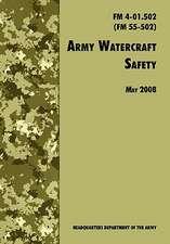 Army Watercraft Safety