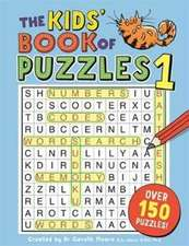 Kids' Book of Puzzles 1