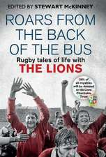 Roars from the Back of the Bus