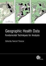 Geographical Health Data