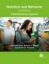 Nutrition and Behavior:  A Multidisciplinary Approach
