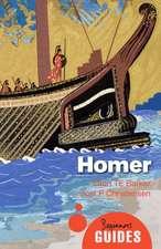 Homer: A Beginner's Guide