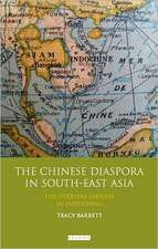 The Chinese Diaspora in South-East Asia: The Overseas Chinese in IndoChina