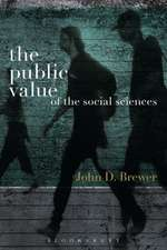 The Public Value of the Social Sciences