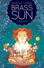 Brass Sun:  The Wheel of Worlds