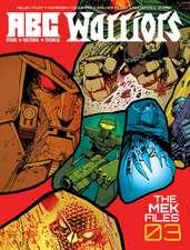 ABC Warriors - The Mek Files Vol.03