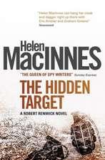 The Hidden Target:  A Robert Renwick Novel