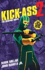 Kick-Ass - 2 (Movie Cover)