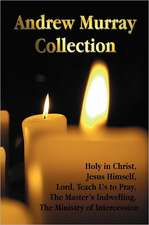The Andrew Murray Collection, Including the Books Holy in Christ, Jesus Himself, Lord, Teach Us to Pray, the Master's Indwelling, the Ministry of Inte