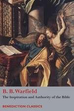 INSPIRATION & AUTHORITY OF BIB