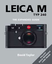 Leica M Typ 240:  Of Communion with God the Father, Son, and Holy Ghost