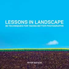 Lessons in Landscape