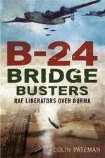 B-24 Bridge Busters:  RAF Liberators Over Burma
