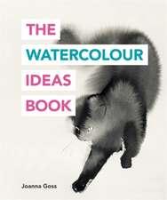 Watercolour Ideas Book