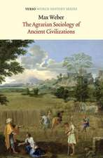 The Agrarian Sociology of Ancient Civilizations