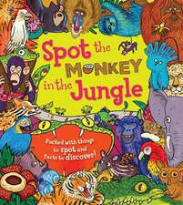 Spot the... Monkey in the Jungle