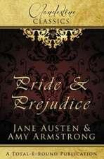 Clandestine Classics:  Pride and Prejudice