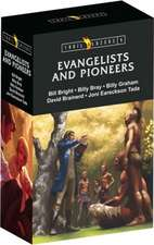 Trailblazer Evangelists & Pioneers Box Set 1:  How God Told the World about Jesus