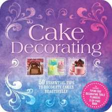 50 Cake Decorating Tips