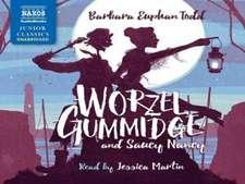 Worzel Gummidge and Saucy Nancy