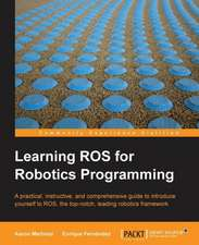 Learning Ros for Robotics Programming:  A Guide to Migration