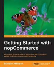 Getting Started with Nopcommerce