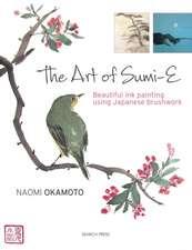 The Art of Sumi-e: Beautiful ink painting using Japanese brushwork