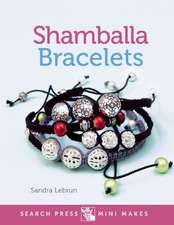 Mini Makes:  Shamballa Bracelets