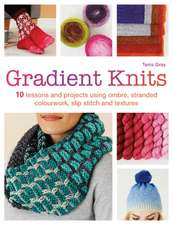 Gradient Knits